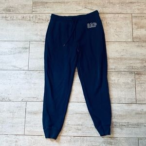 Men's GAP NAVY BLUE sweatpants size Small